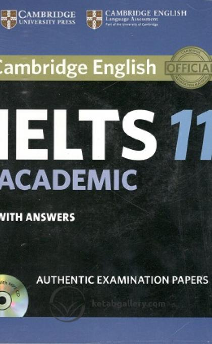 IELTS Cambridge 11 Academic