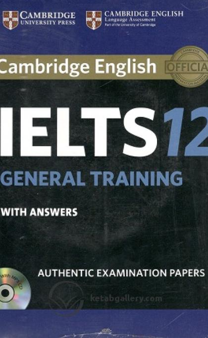 IELTS Cambridge 12 General