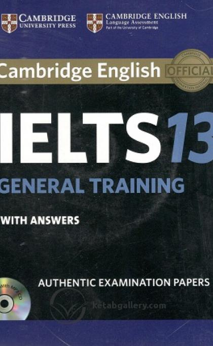 IELTS Cambridge 13 General