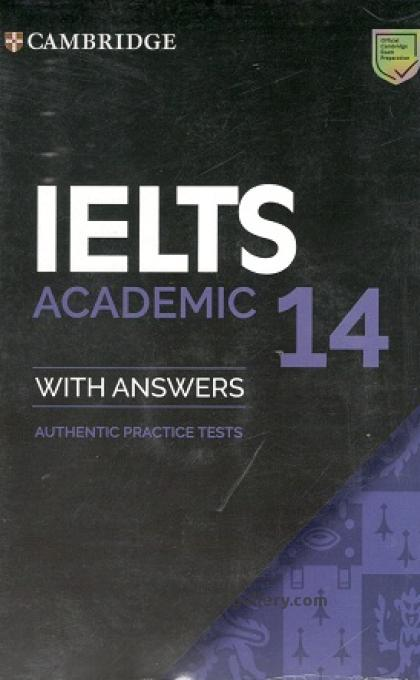 IELTS Cambridge 14 Academic
