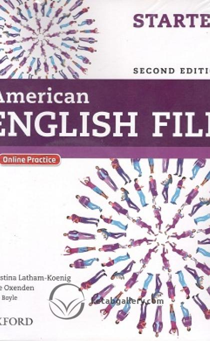 American English File 2nd Starter SB+WB+CD