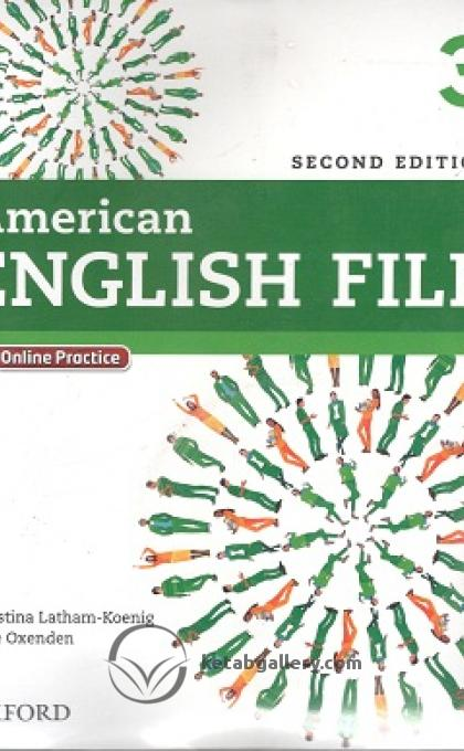 American English File 2nd 3 S+W+CD