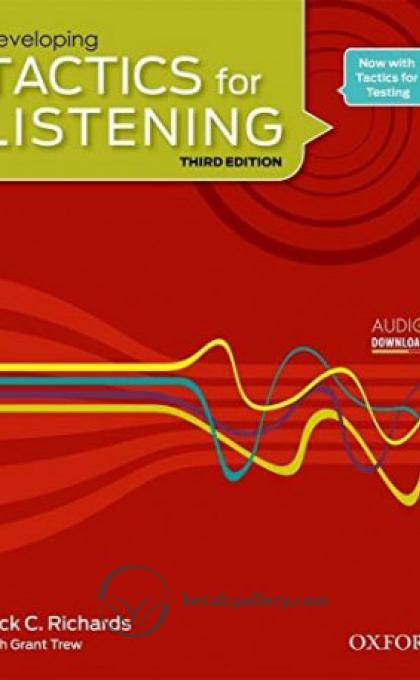 tactics for listening third edition devloping
